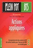 N Simorre et P Roussel - Actions appliquées BTS commerciaux.