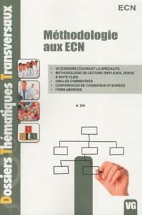 N. Zhi - Methodologie aux ECN.