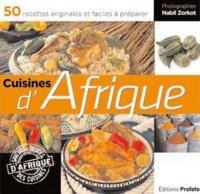 Nabil Zorkot et Elodie Vermeil - Cuisines d'Afrique.
