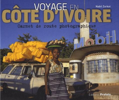 Nabil Zorkot - Voyage en Côte d'Ivoire.