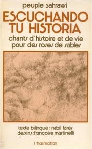 Nabile Farès - Peuple sahraoui - chants d'histoire et de vie pour des roses de sable.