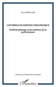 Accentsonline.fr Contrôle de gestion stratégique - Outil de pilotage et maîtrise de la performance Image