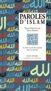 Nacer Khémir - Paroles d'islam.
