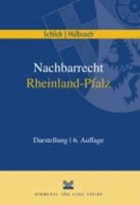 Nachbarrecht Rheinland-Pfalz - Darstellung.