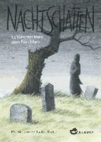 Nachtschatten - 13 Geschichten zum Fürchten.