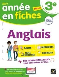 Nada Prévot et Jeanne-France Bignaux - Anglais 3e.