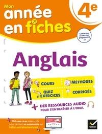 Nada Prévot et Sylvie Collard - Anglais 4e.