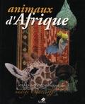 Nadège Oganesoff - Animaux d'Afrique.