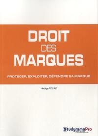 Nadège Pollak - Droit des marques.