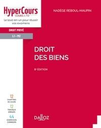 Nadège Reboul-Maupin - Droit des biens - 8e ed..