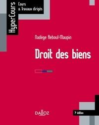 Nadège Reboul-Maupin - Droit des biens.