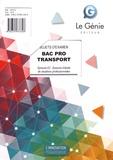 Nadège Thomas - Sujets d'examen Bac Pro transport - Epreuve E2 : épreuve d'étude de situations professionnelles.