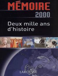 Histoiresdenlire.be Mémoire 2000. Deux mille ans d'histoire Image