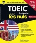 Nadia Bascarane et Laurence Brunel - TOEIC pour les nuls - Tout-en-un. 1 CD audio MP3