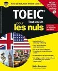 Nadia Bascarane - TOEIC tout-en-un pour les nuls - Examen. 1 CD audio MP3