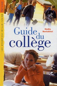 Nadia Benlakhel - Guide du collège.