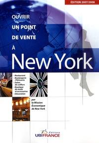 Accentsonline.fr Ouvrir un point de vente à New-York Image
