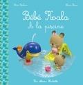 Nadia Berkane et Alexis Nesme - Bébé Koala  : A la piscine.