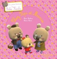 Alexis Nesme et Nadia Berkane - Bébé Koala - Chez Papi et Mamie.