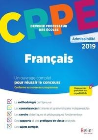 Nadia Clinquart et Franck Richard - CRPE Français - Epreuve écrite d'admissibilité.