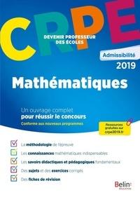 Nadia Clinquart et Fabrice Bresler - CRPE Mathématiques - Epreuve écrite d'admissibilité.