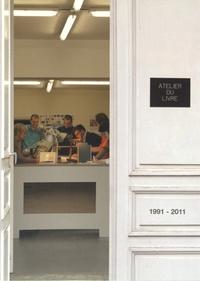 Nadia Corazzini et Marie-Blanche Delattre - Atelier du livre - 20 ans de création/20 facettes du livre.