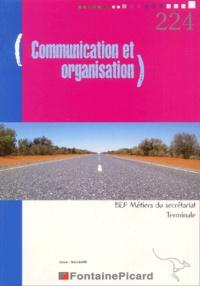 Communication et Organisation Tle BEP Métiers du Secrétariat.pdf