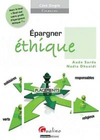 Nadia Dhaoidi et Aude Sarda - Epargner éthique.