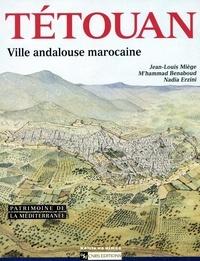 Nadia Erzini - Tetouan : Ville andalouse marocaine.