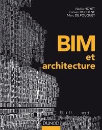 Nadia Hoyet et Fabien Duchene - BIM et architecture.