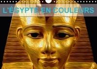 Nadia Le Lay - L'ÉGYPTE EN COULEURS (Calendrier mural 2017 DIN A4 horizontal) - Découvrez l'Égypte à travers ces somptueuses couleurs. (Calendrier mensuel, 14 Pages ).