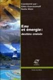 Nadia Maïzi et Gilles Guerassimoff - Eau et énergie : destins croisés.