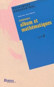 Nadia Miri et Anne Rabany - Littérature : album et mathématique, cycle 2.