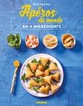 Nadia Paprikas - Apéros du monde en 4 ingrédients.