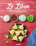 Nadia Paprikas - Le Liban en 4 ingrédients.