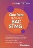Nadia Royer - Que faire avec un Bac STMG ?.