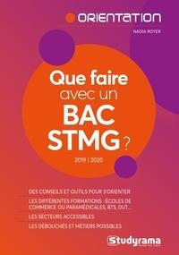 Téléchargements de livres audio gratuits du domaine public Que faire avec un Bac STMG ? en francais 9782759041015 par Nadia Royer DJVU iBook RTF