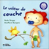 Nadia Sévigny et AnneMarie Bourgeois - Le voleur de couche.