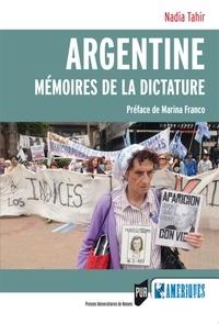 Argentine - Mémoires de la dictature.pdf