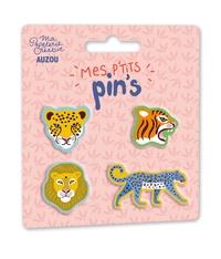 Nadia Taylor - Mes p'tits pin's.