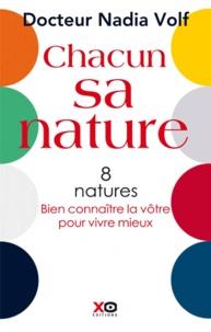 Nadia Volf - Chacun sa nature - Guide pratique illustré.