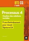 Nadine Bonhivers - Compatbilité-gestion BTS 1re et 2e années Processus 4.