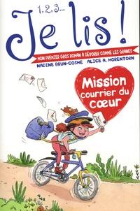 Nadine Brun-Cosme et Alice a. Morentorn - Mission courrier du coeur.