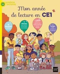 Nadine Brun-Cosme et Ingrid Chabbert - Mon année de lecture au CE1.