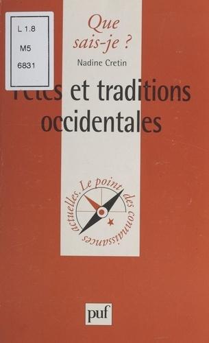 Fêtes et traditions occidentales