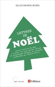 Nadine Cretin - DES LETTRES  : Lettres de Noël - ePub 2.