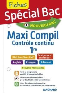Nadine Daboval et Astrid Haeffner - Maxi Compil contrôle continu 1re.
