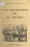 Nadine Froger et Gérard Locu - À la découverte de la Brière.