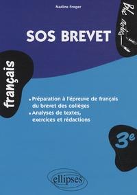 Deedr.fr SOS brevet Le français au brevet des collèges Image