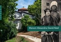 Nadine Gomez-Passamar - Maison Alexandra David-Neel.